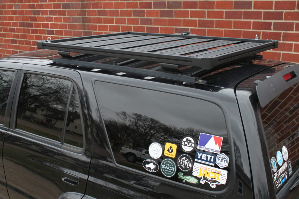 LabRak 3rd Generation Roof Rack Review | Team4runner