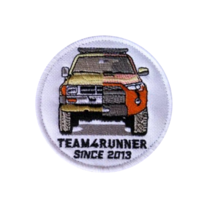 team4runner heritage patch v2