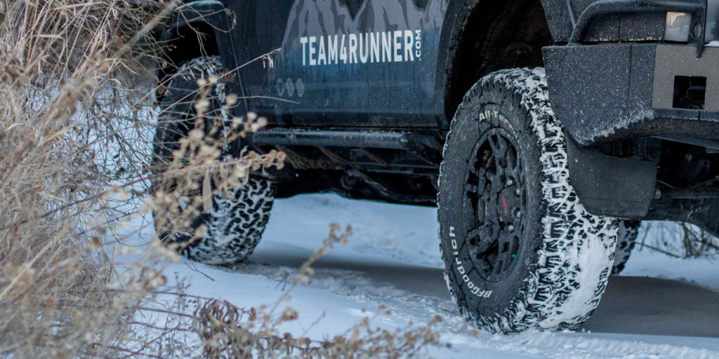 review bfgoodrich all terrain t a ko2 team4runner. Black Bedroom Furniture Sets. Home Design Ideas