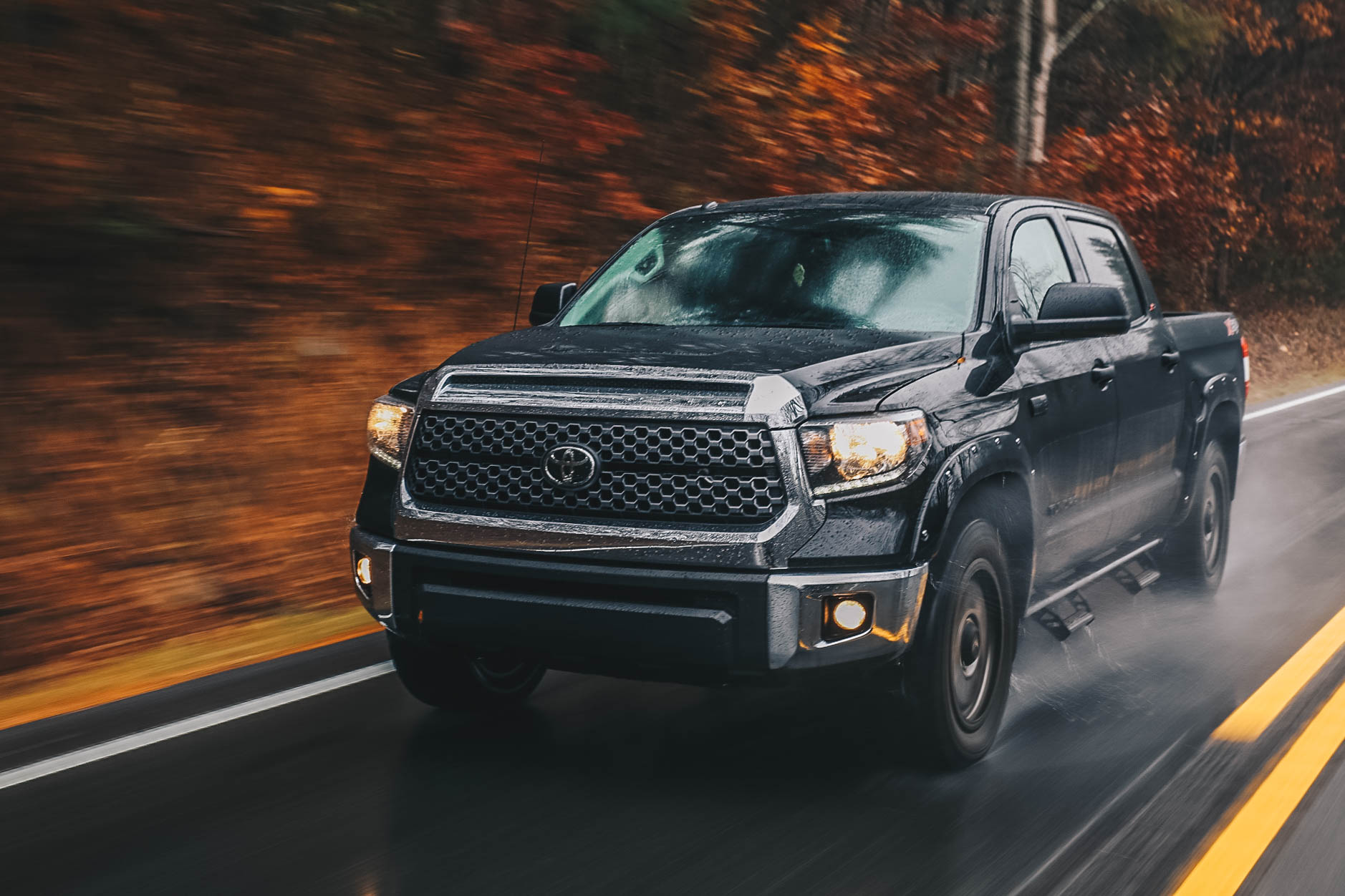 Our Toyota Tundra XSP Adventure