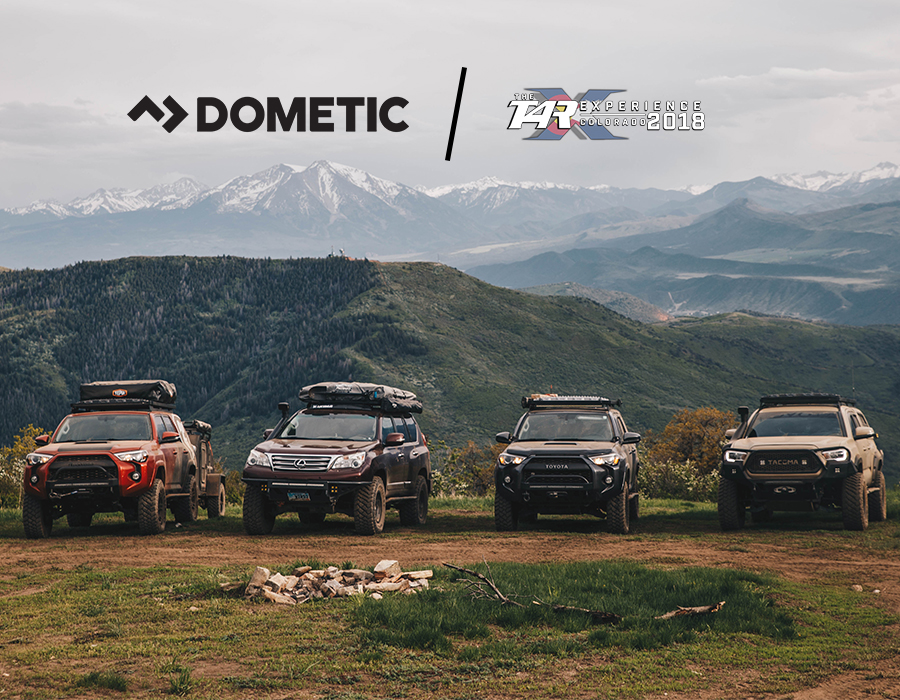Dometic at T4R Experience Colorado! - Toyota 4Runner Forum