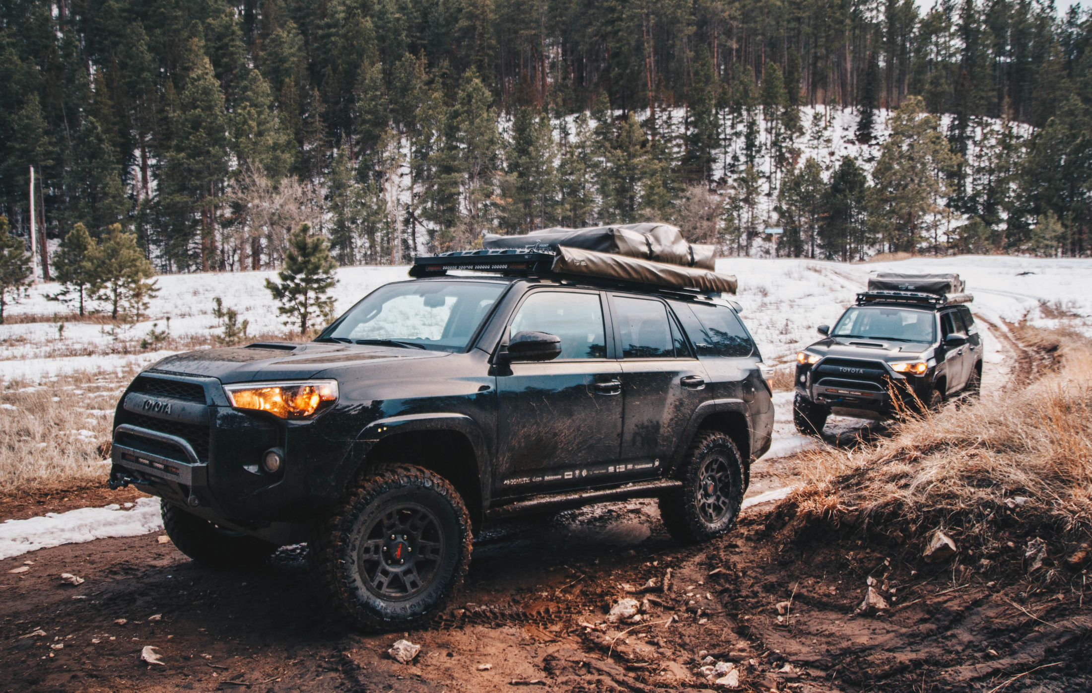 Dometic 4runner Builds Sema
